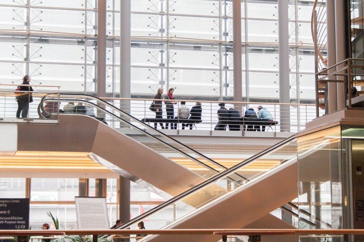 Business office escalator career