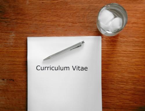 CV optimieren, das sollten Sie wissen