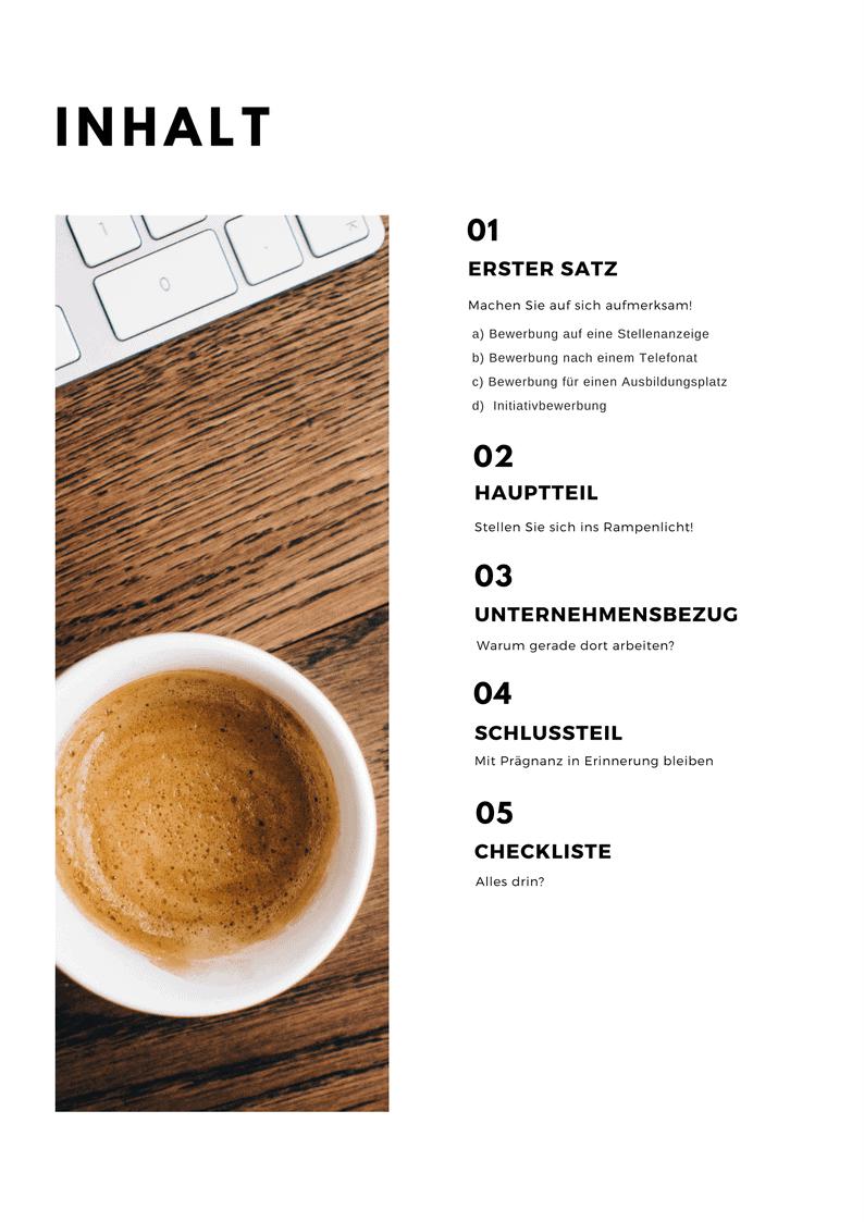 Der erste Satz im Anschreiben ist oft der schwierigste. Aus diesem Grund  gibt es unseren ausführlichen Ratgeber mit 50 Copy & Paste Textbausteinen  für Ihr ...